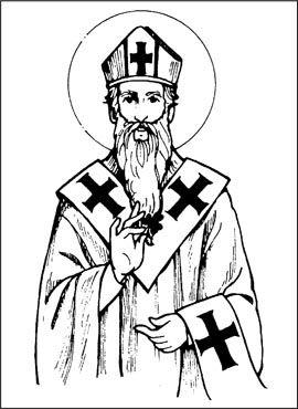St Patrick The Patron Saint Irish History ST PATTY Pinterest