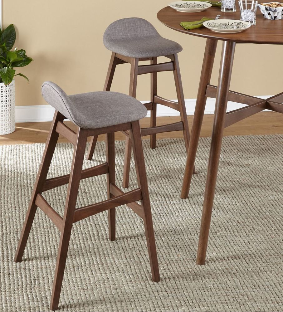 Bar Height Stools Set Kitchen Dining