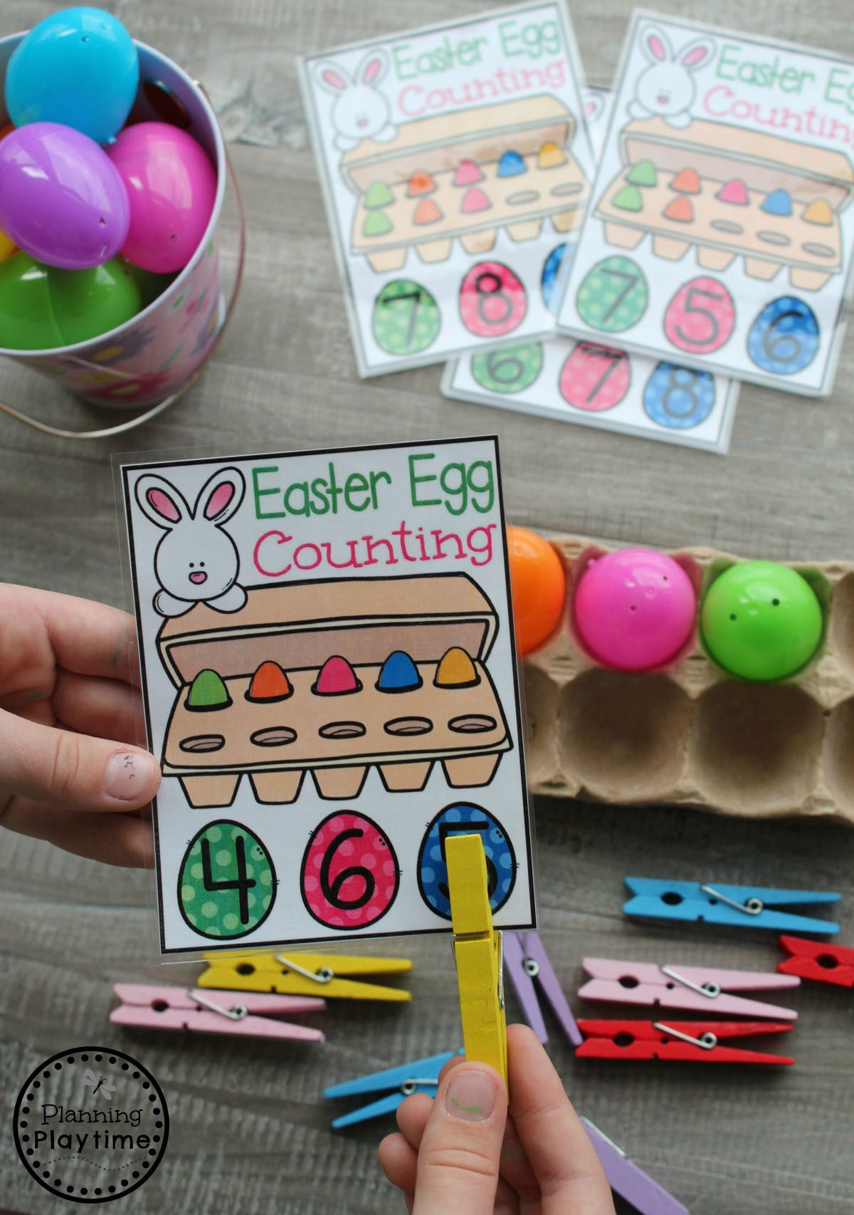 Easter Worksheets With Images