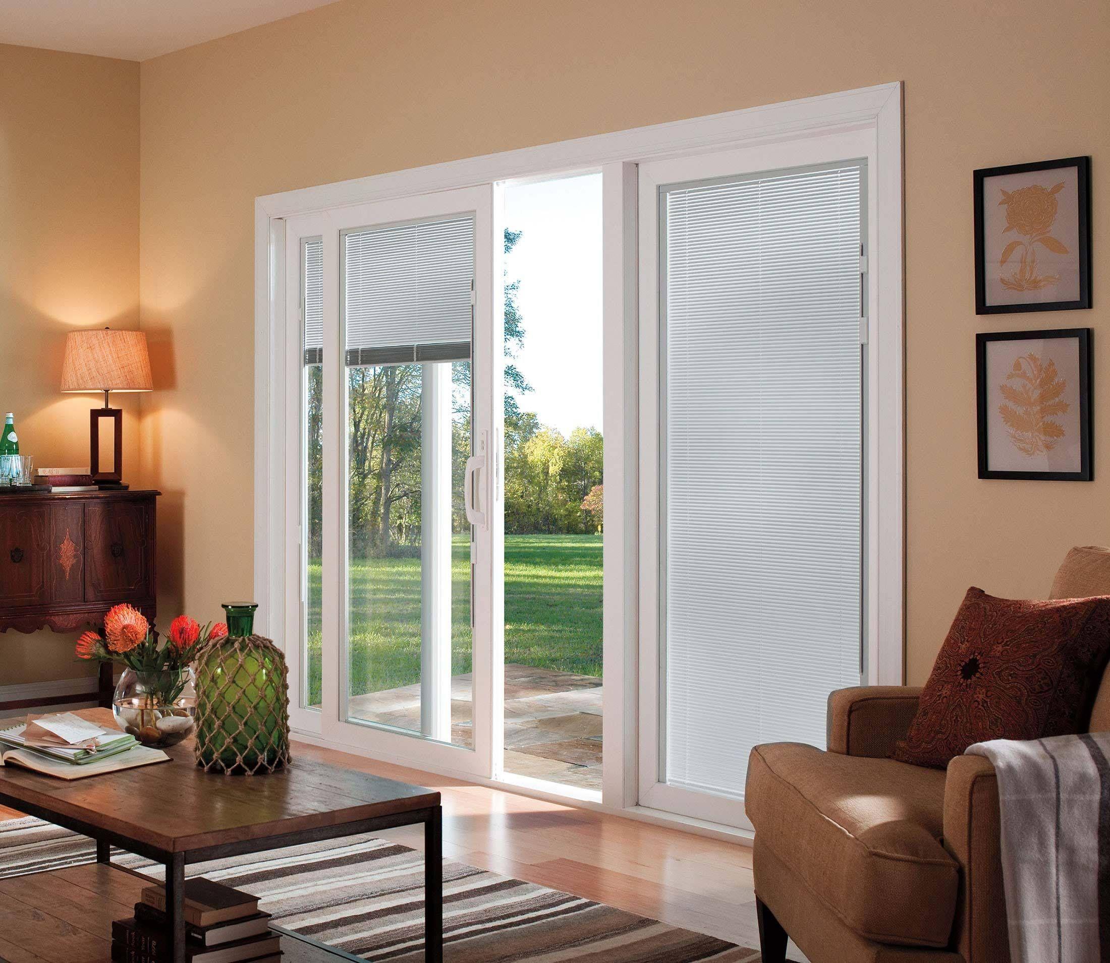 Window Treatment Ideas For Sliding Glass Doors Sliding Glass