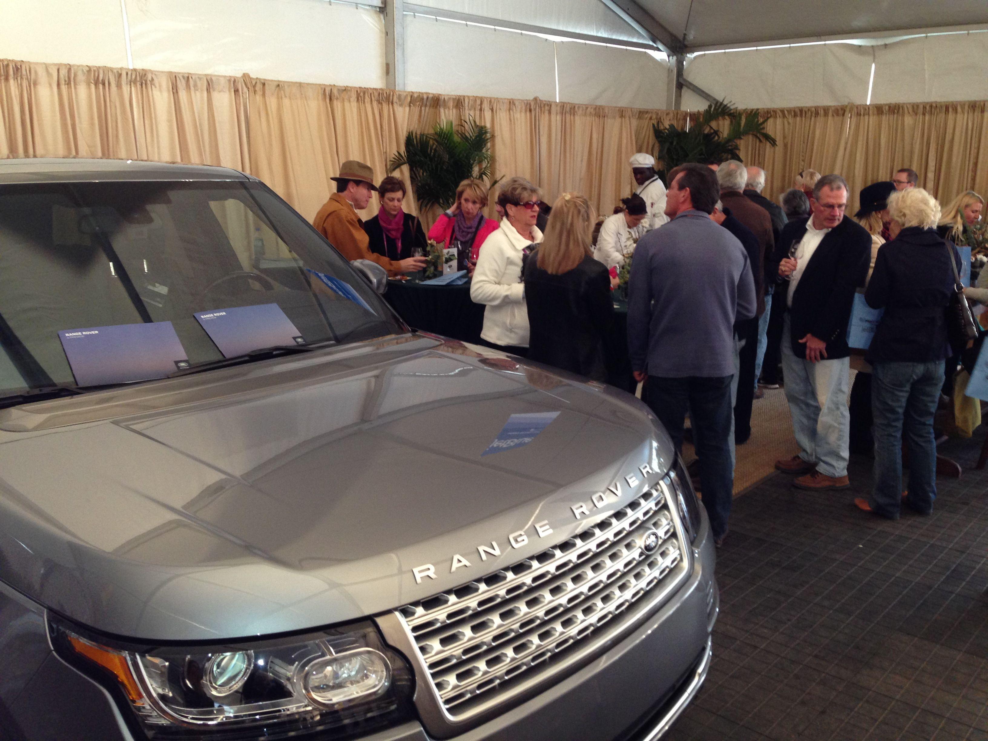 Baker Motor pany 2013 Charleston Wine & Food Festival Range Rover