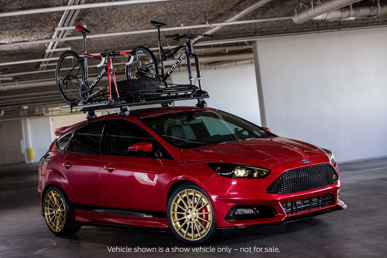 Ford Focus St Sema 2015 Ford Focus Ford Ford Fiesta