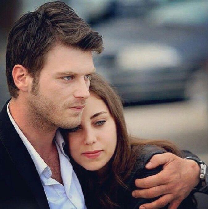 Kuzey and Cemre in Turkish Drama Series - Kuzey Guney