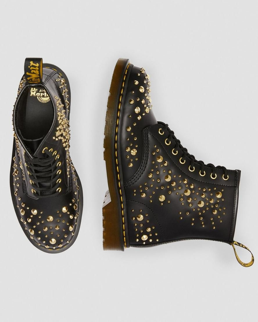 1460 SKULL WEB | AW18 | Dr. Martens Official Site in 2020