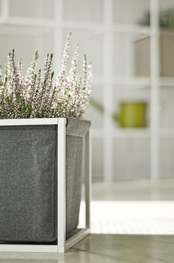 ipot modular planting system by supercake design studio ipot modular planting system supercake t65 ipot