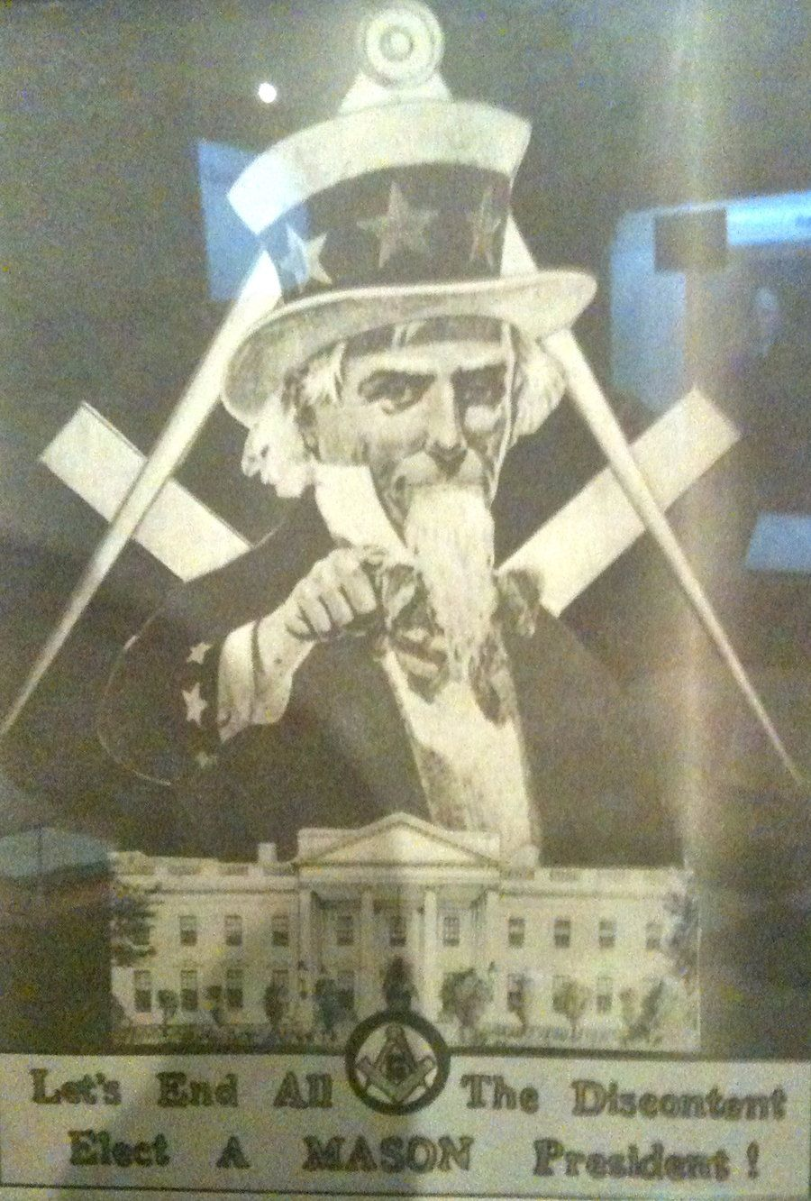 Masonic Uncle Sam By 44nathan On Deviantart Masonic Freemasonry