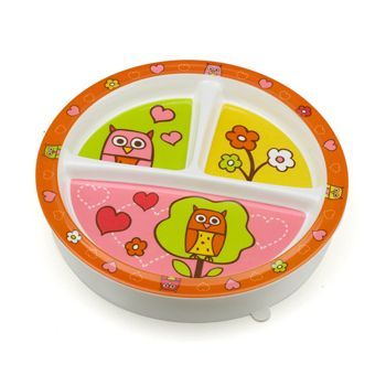 #10 (contest): Fav feeding item at Nature Baby Co.: Sugar Booger Suctioned Plate  #NaturalBabyCo