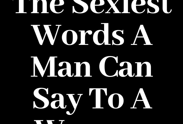 Sexiest man woman