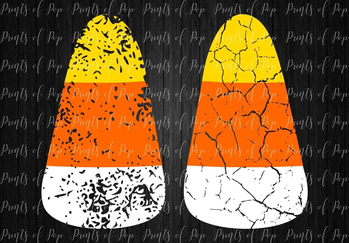 Distressed Candy Corn svg dxf png Candy corn, Art, Prints