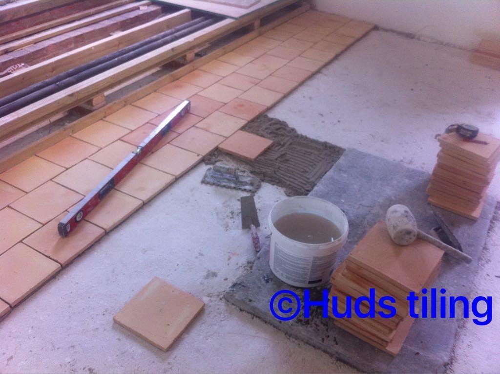 Pamment tiling in a Church #pammenttile #tileaddiction #tilepassion #tilestyle #tileart #tilework by hudstilingservices