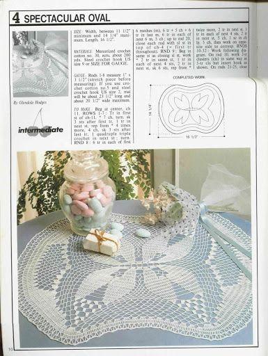 Decorative Crochet Magazines 8 - Gitte Andersen - Веб-альбомы Picasa