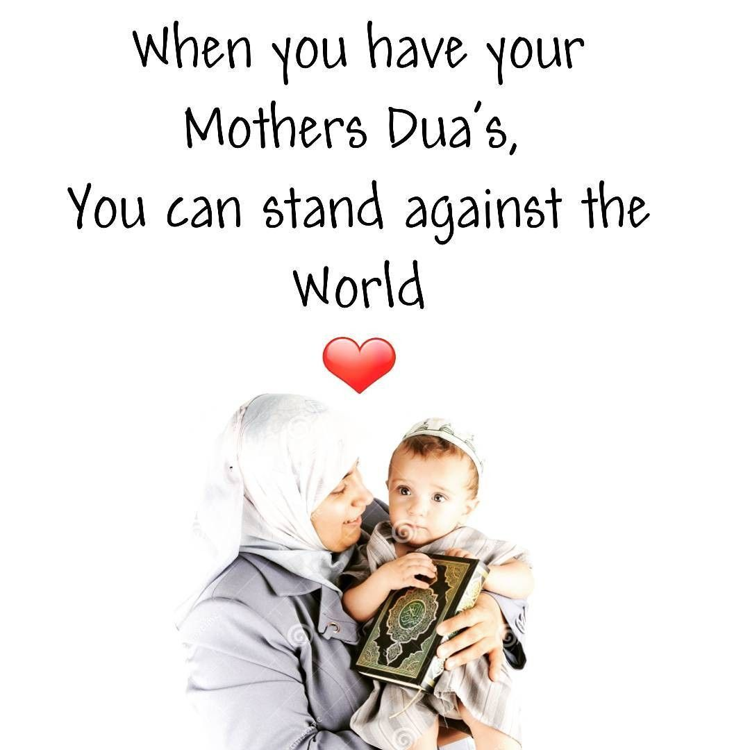 Right   may Allah bless everyone's mother     And parents