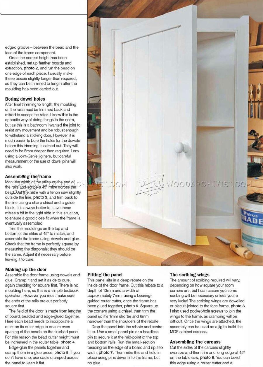 Bathroom Corner Cabinet Plans - Furniture Plans | my crap ...