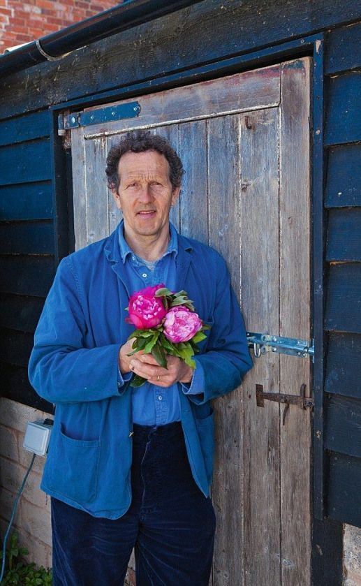 Monty Don - Peonies from heaven. Gardening article.  Monty Don - Peonies from heaven. Gardening article.