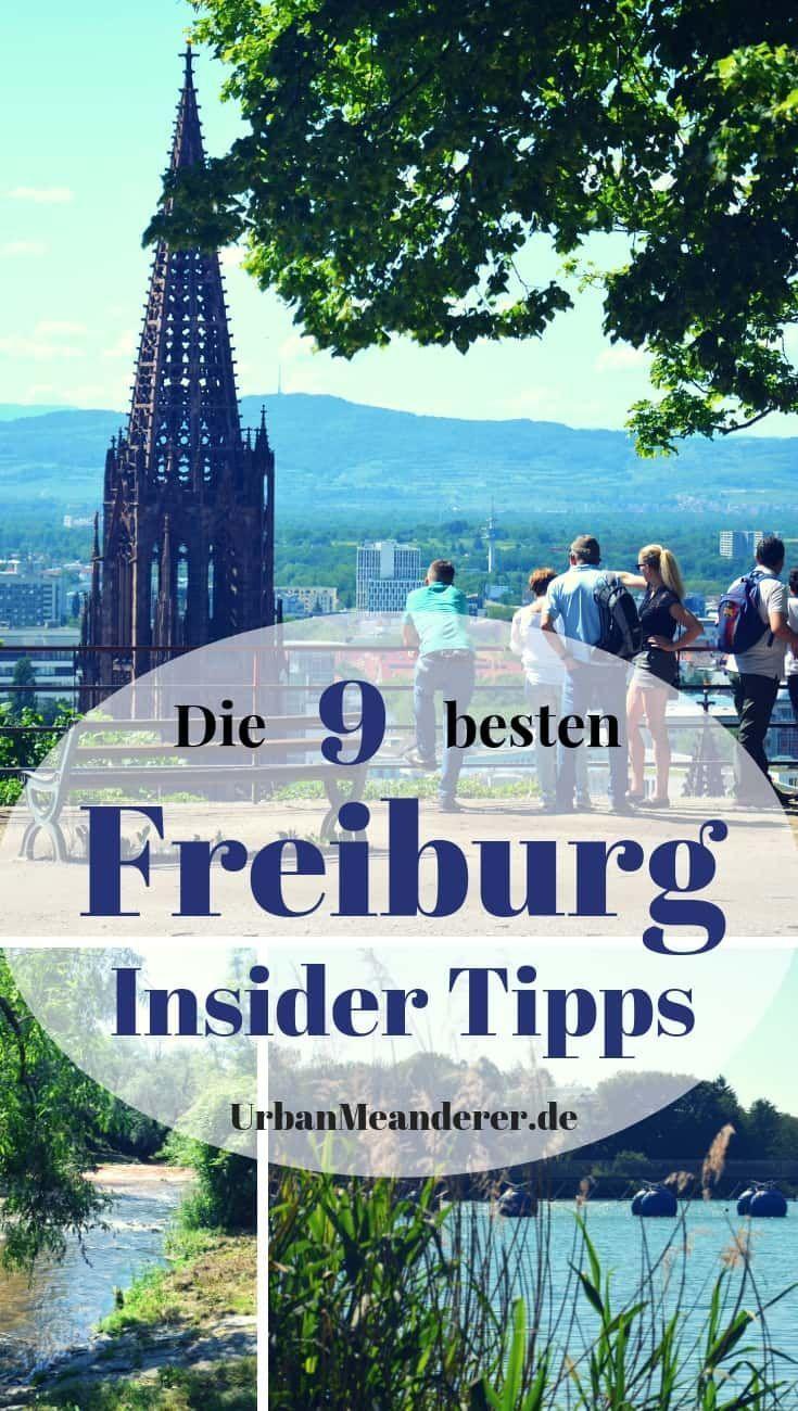 Freiburg Insider Tipps: 9 faszinierende Tipps abseits der bekannten Pfade