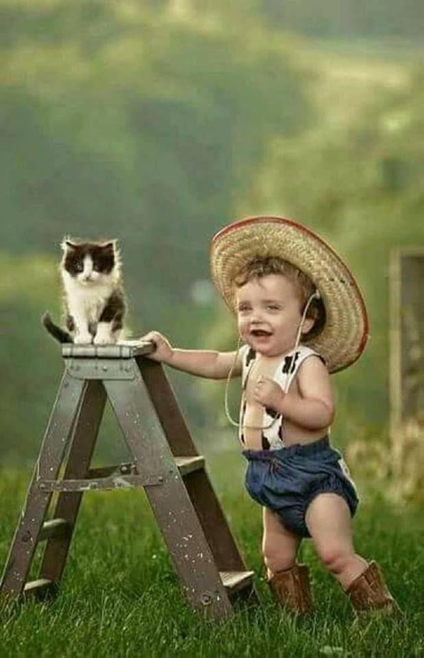смешные картинки с младенцами и животными с добрым утром вот новая подробность