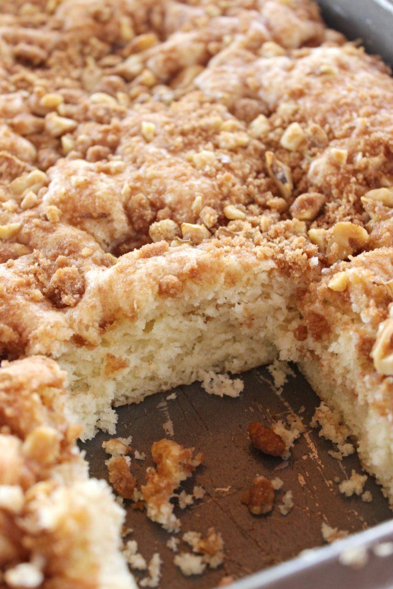 Buttermilk Coffee Cake | Recipe in 2020 | Buttermilk coffee cake, Coffee cake recipes