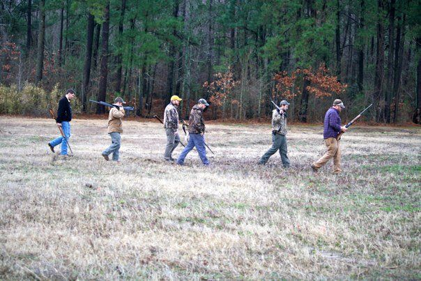 Hunting in Sumter, SC