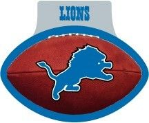 Detroit Lions Air Freshener Set - 3 Pack