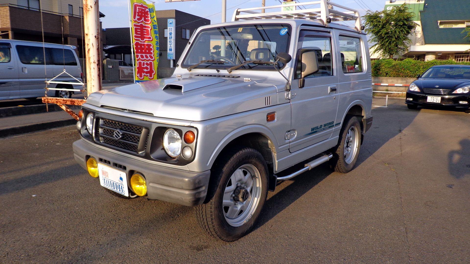 Suzuki Wild Wind