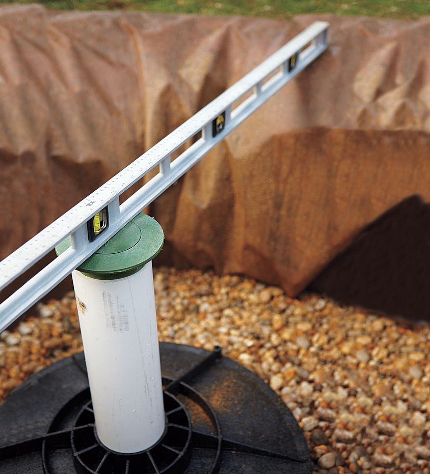 How to Install a Dry Well and Divert Rain RunOff Dry