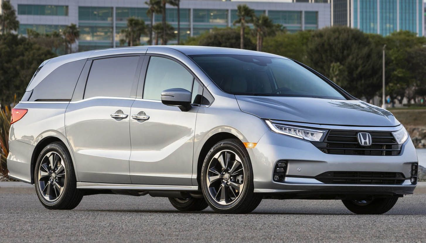 هوندا أوديسي 2021 الجديدة الميني فان العائلية الأشهر تتجدد بلمسات عصرية موقع ويلز Honda Odyssey Honda Car