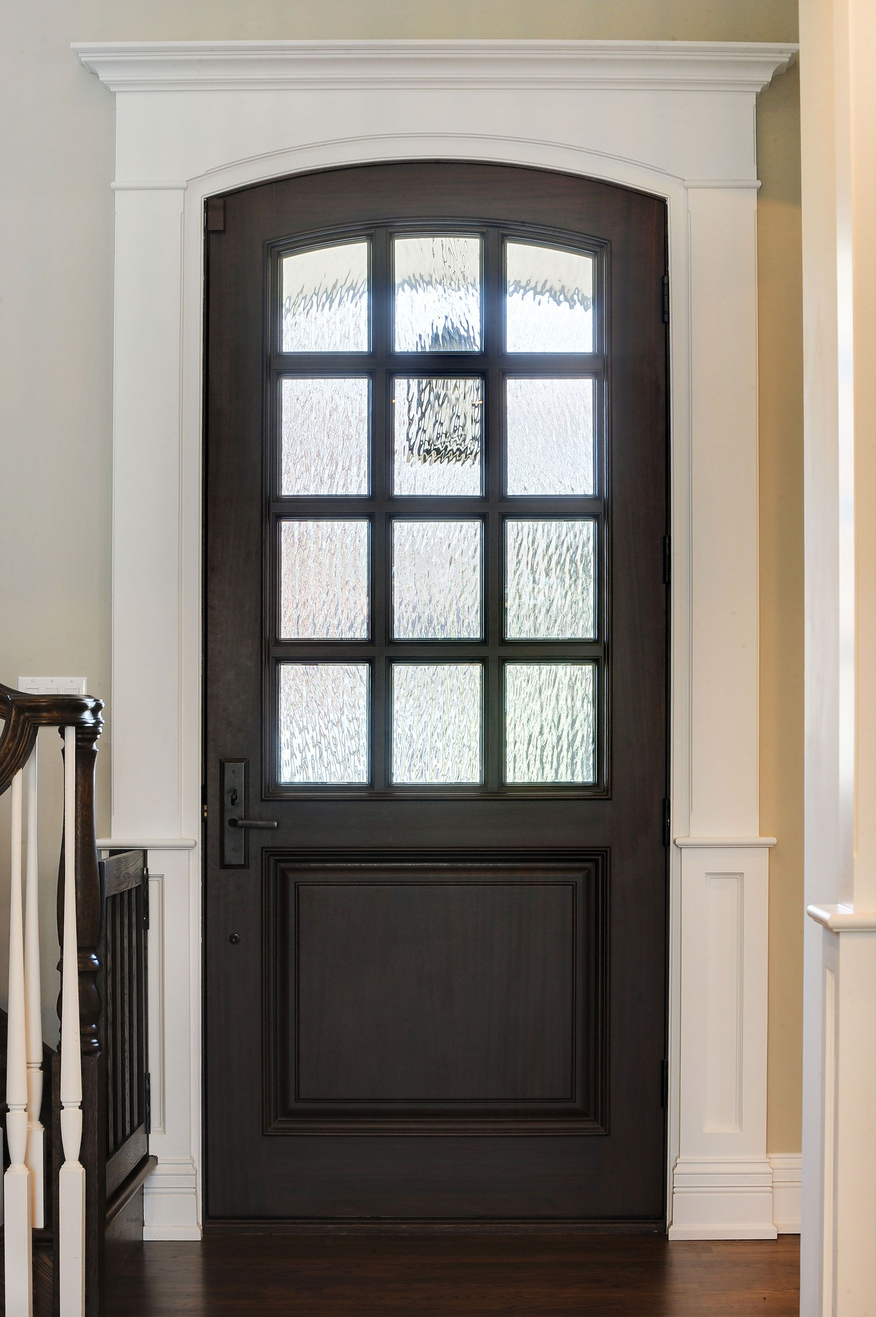 Custom Wood Front Entry Doors Custom Solid Mahogany Wood Door Db 012wa Glenview Doors Cu Custom Wood Doors Traditional Front Doors Custom Interior Doors