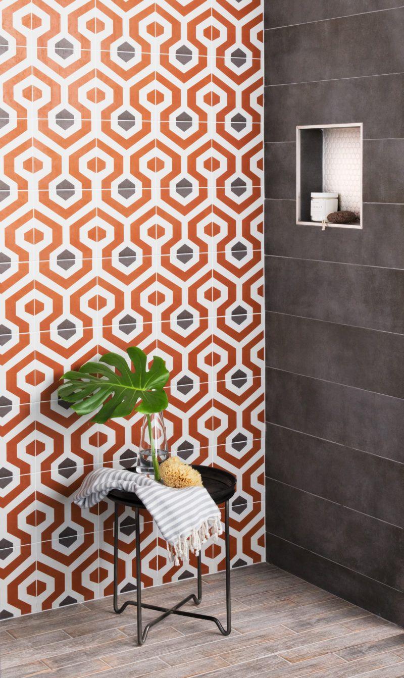 Style Guide Encaustic Encaustic Look Tile The Tile Shop Blog Geometric Tiles The Tile Shop Wall And Floor Tiles