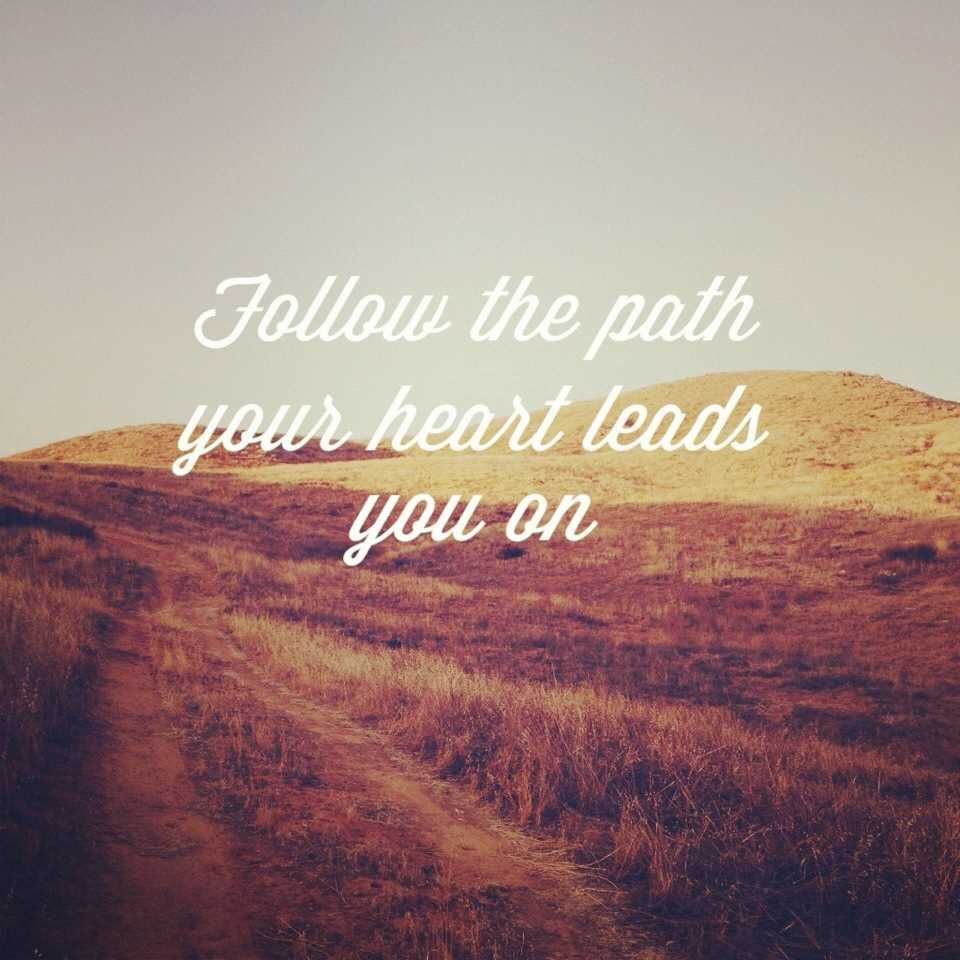 Life Path Quote: Inspirational Path Quotes Life Gallery