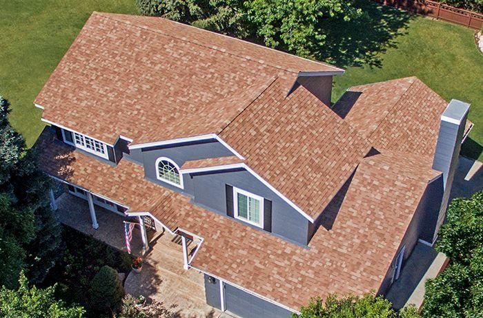 Best New Roof Sienna Blend In Vista Line Roof Styles 400 x 300