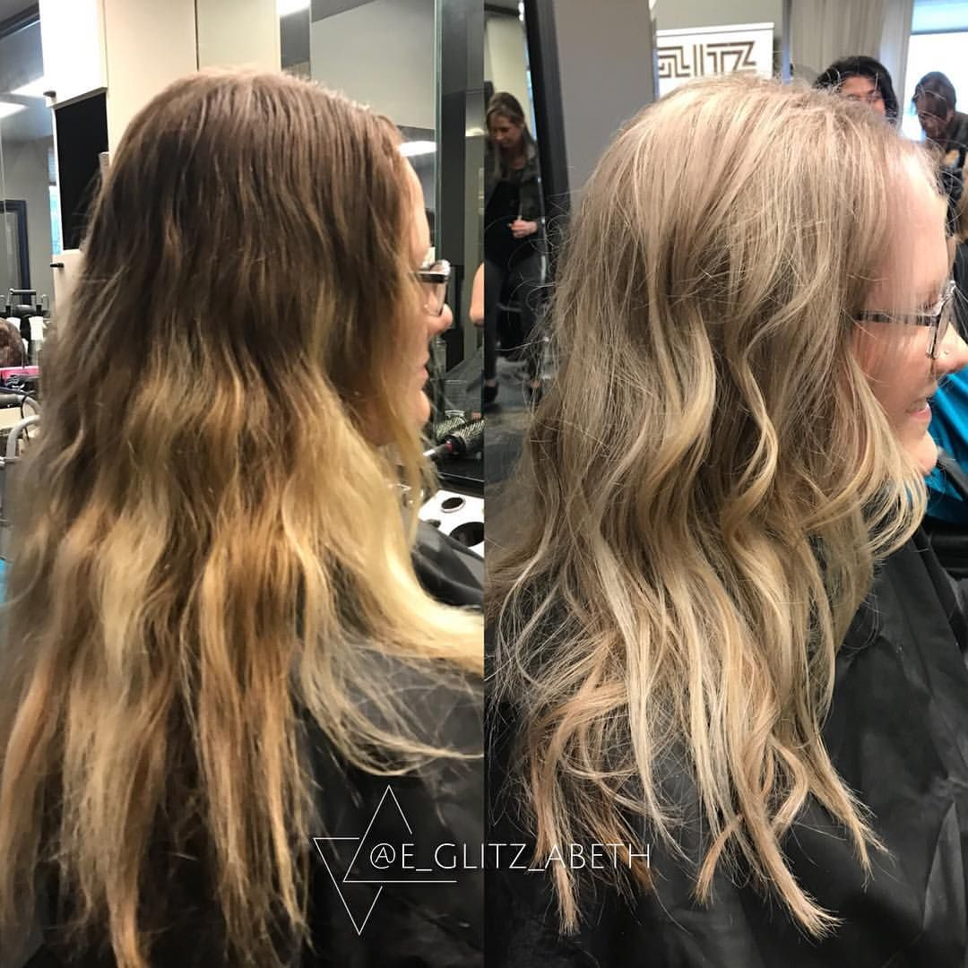 Before & After Babylights & Glaze | Elisabeth Robinson - Glitz