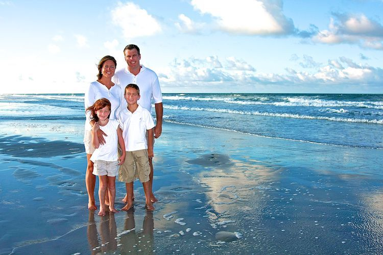 500px Photo Beach Family By Pete