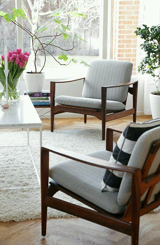 Scandinavian Design Interior Living Scandinavian Interior Home Decor Home Accent Chairs For Living Room #scandinavian #living #room #chairs