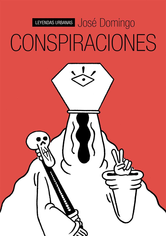 El profesor Domenikus descubre el pastel. «Conspiraciones», de José Domingo (@el_domingobot) @Astiberri: «ándate con ojo, que te van a poner el culete rojo» Astiberri Ediciones http://www.veniracuento.com/