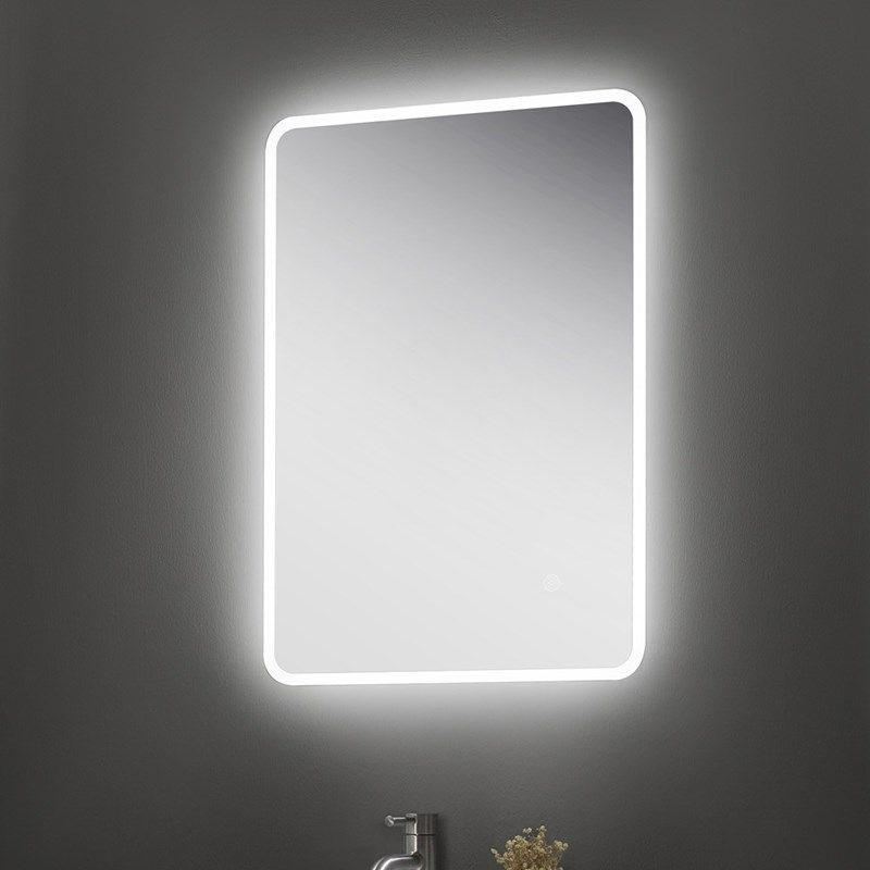 Vellamo Led Illuminated Steam Free Mirror 500 X 700mm In 2020