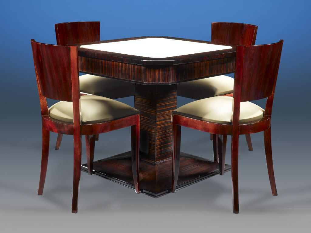Park Art|My WordPress Blog_Art Deco Table And Chairs