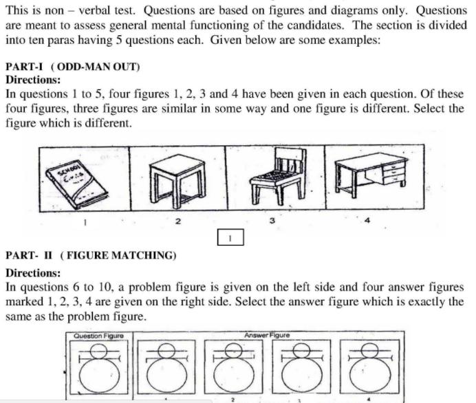 Navodaya Entrance Exam Study Material Study Materials Exam