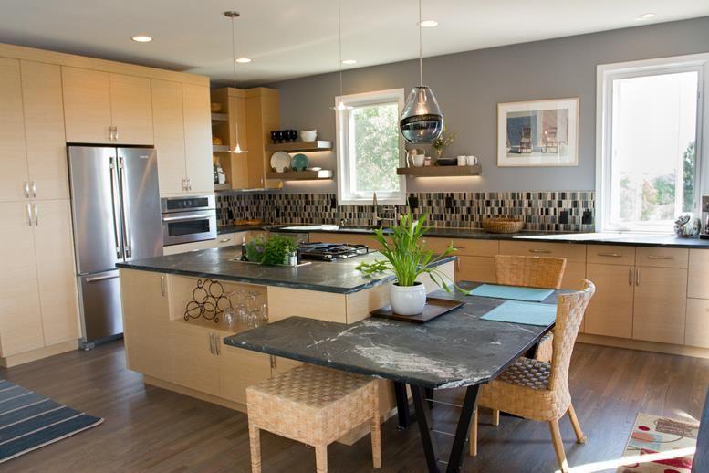 Refreshing renovation in a Boulder home. #Custom #Boulder ...