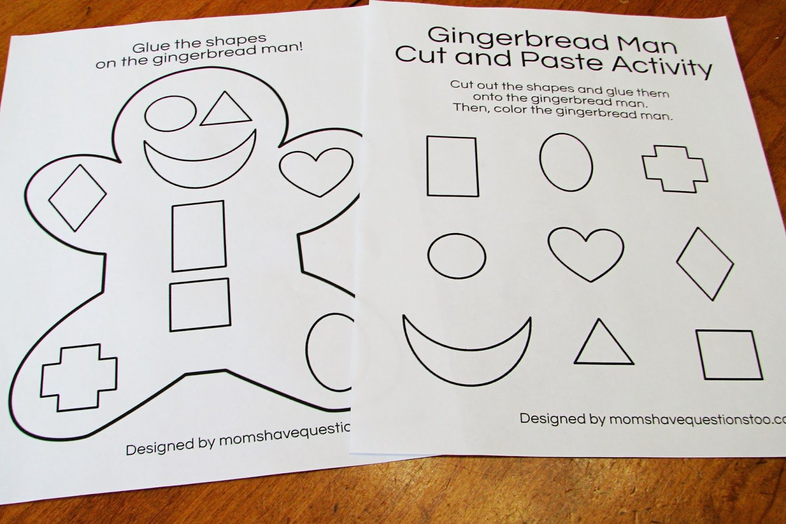 We Have Been Doing Gingerbread Activities And Today We