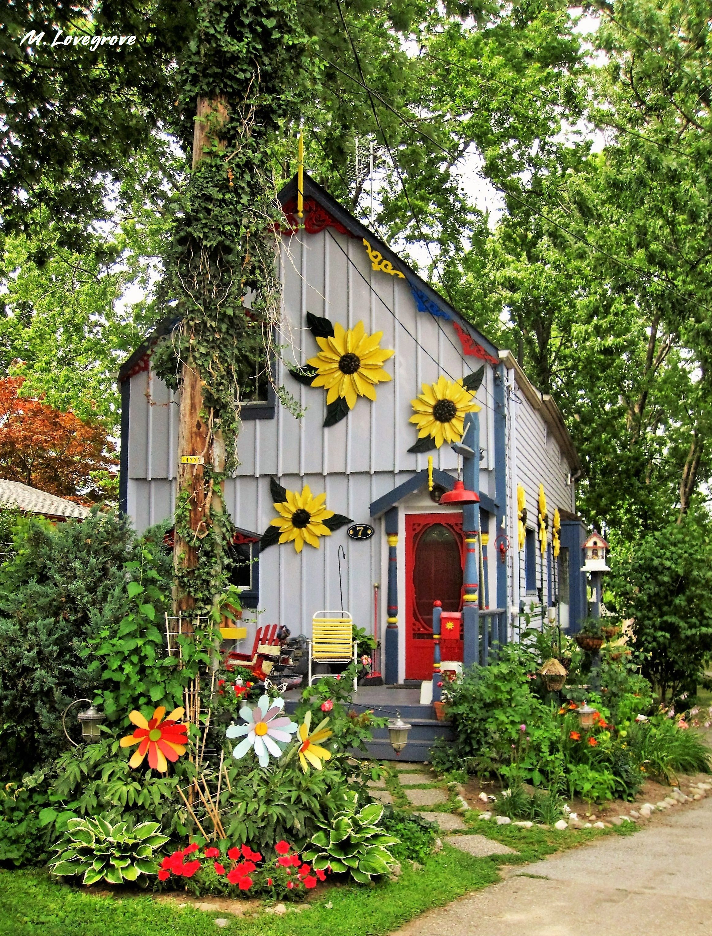 Pin by Victoria Long on fairy tale House colors, Unusual