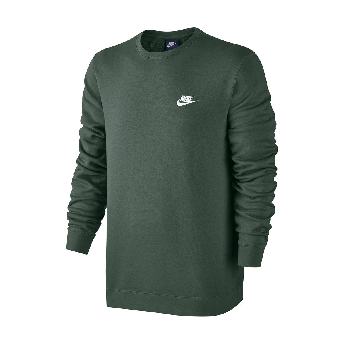 Sweat Col Rond, Manches Longues - Taille