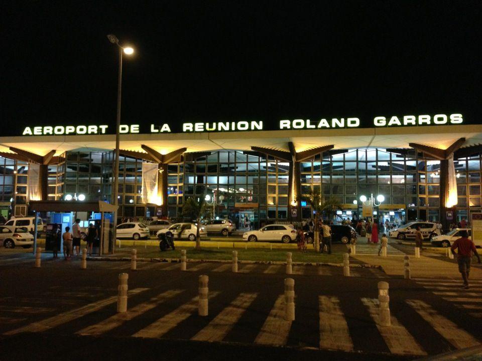 Aéroport Roland Garros de la Réunion (RUN) à Sainte-Marie ...