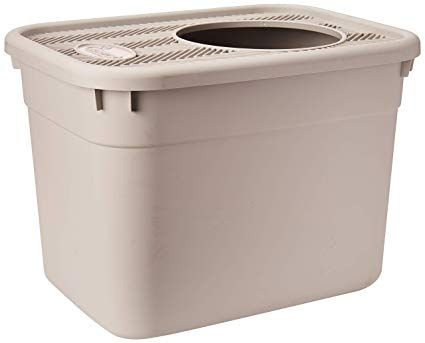Clevercat Top Entry Litterbox Litter box, Self cleaning