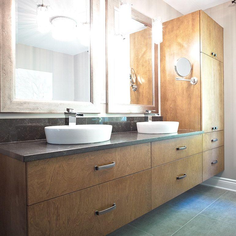 Fabricant de salles de bain cuisines beauregard salles - Fabricant meuble de salle de bain ...
