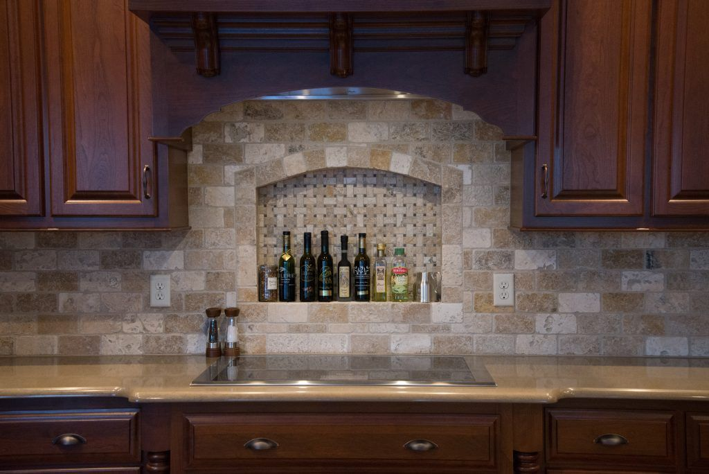 Kitchen Backsplash Natural Stone Angora 3 X6 Picasso Travertine Tumbled Travertine Backsplash Kitchen Farmhouse Kitchen Backsplash Brick Backsplash Kitchen