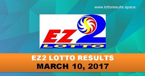 Ez2 Result Today Today March, March 9th, Wednesday, Thursday, Lotto Results,