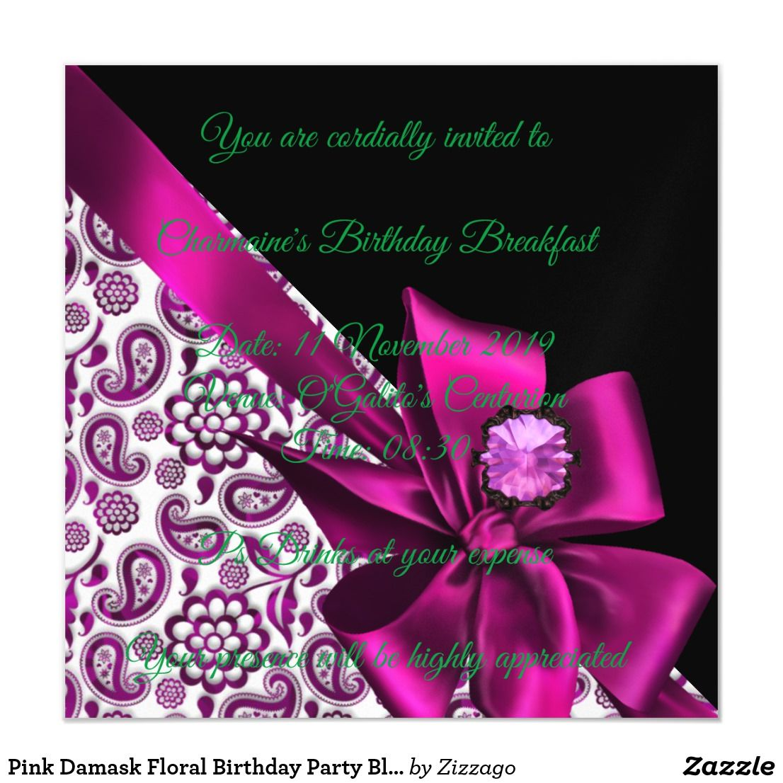 create your own thin magnetic card  zazzle  50th