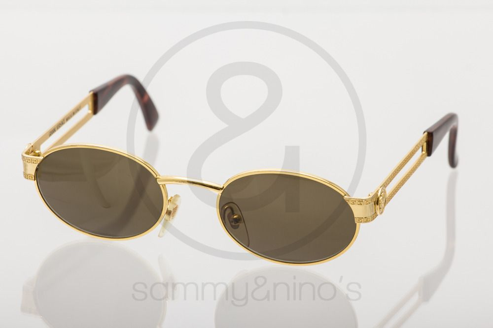 7d2eeadef5 Image of Gianni Versace Mod.S68 gold    Vintage Sunglasses