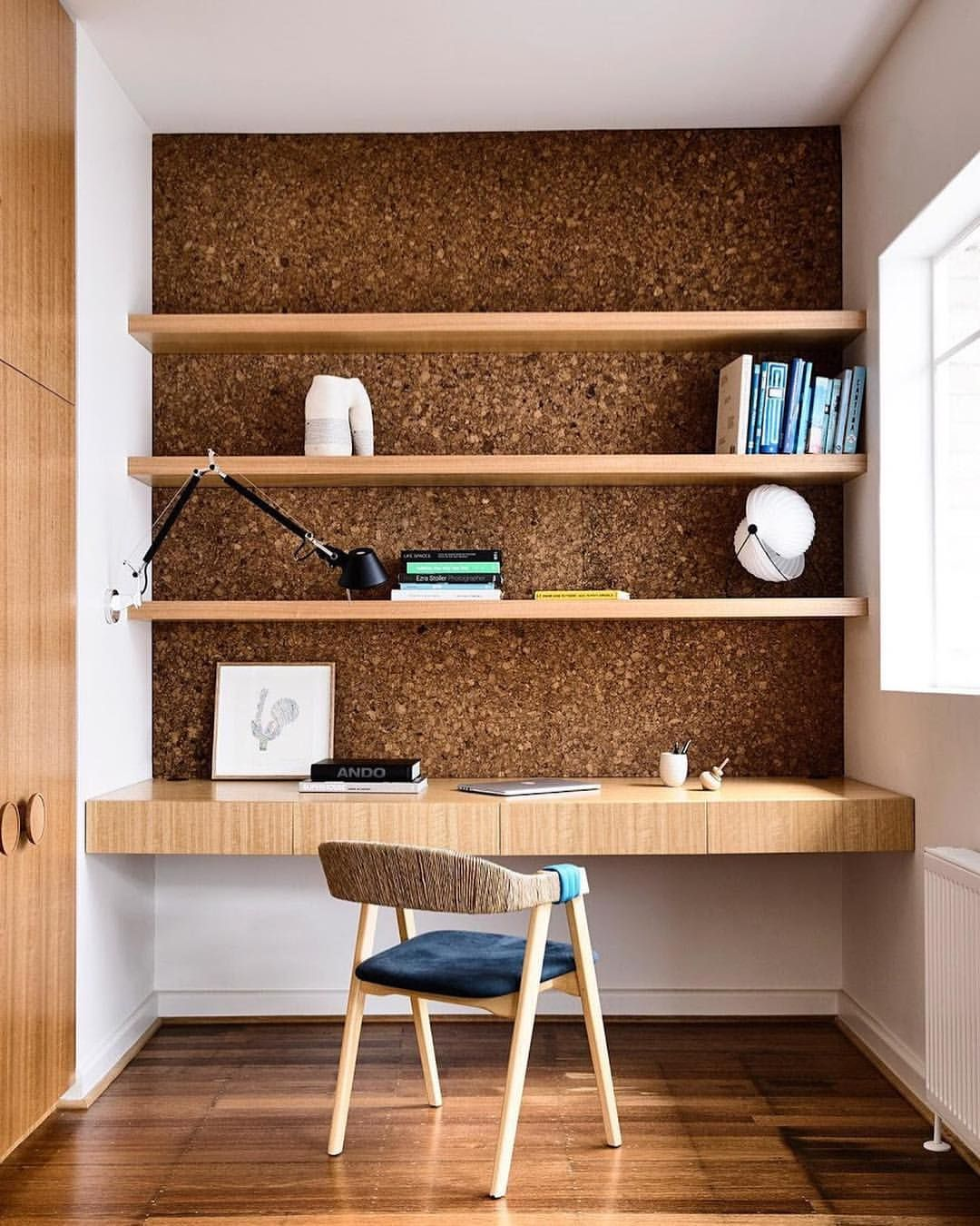 Got An Awkward Space In Your House Transform It Into A Study Nook
