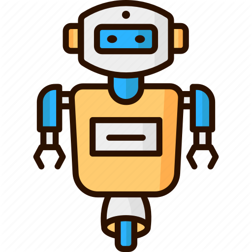 Electronics Futurist Futuristic Industrial Robot Robot Icon Download On Iconfinder In 2020 Industrial Robots Robot Icon Vintage Business Cards Template